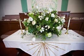 Church Flower Arrangements Birthday Flower Delivery Fall Silk Flowers Church Flower