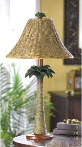 wicker table lamps bishop in dark espresso elliptical shape table