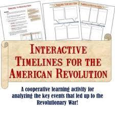 american revolution timeline worksheet worksheets
