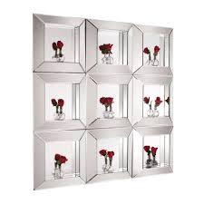 Classy Mirrors by Mazzara Box Frame Mirror 20
