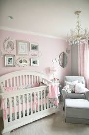 Grey And White Crib Bedding Bedroom Captivating Nursery Themes For Girls With Cute Design And