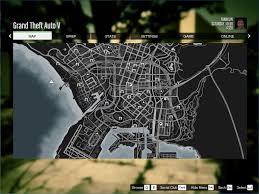 Gta World Map Realistic Menu Map Gta5 Mods Com