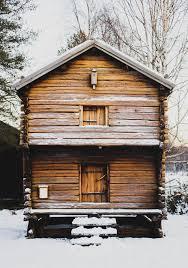 options for unique rustic cabin door