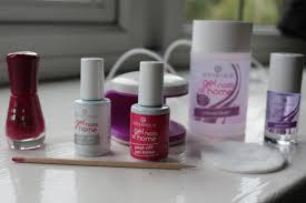essence cosmetics uk gel nail polish kit review lily kitten
