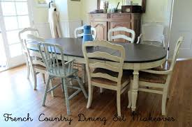 farmhouse medium tone wood floor dining room idea in phoenix with