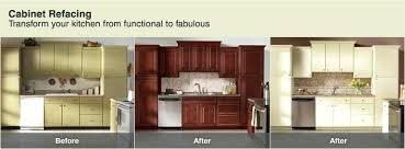 cost to resurface kitchen cabinets remodel reface home depot