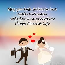 happy wedding wishes happy married wishes