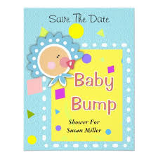 save the date baby shower baby bump save the date shower invitation save the date