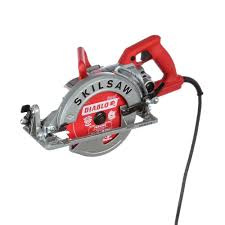 Home Depot Price Adjustment by Skilsaw 15 Amp Corded Electric 7 1 4 In Magnesium Worm Drive