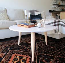 how to decorate a round coffee table for christmas new diy round coffee table for your simple home decoration ideas