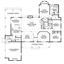massive house plans enchanting house plans with covered back porch 2 plan 46041hc hill