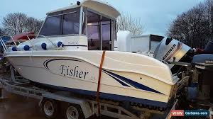 cabin fisher sports saver cabin fisher 23 for sale in united kingdom