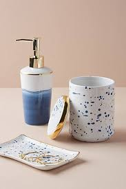 Damask Bathroom Accessories Bathroom Decor U0026 Accessories Anthropologie