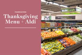 here s how much thanksgiving dinner costs at aldi kitchn