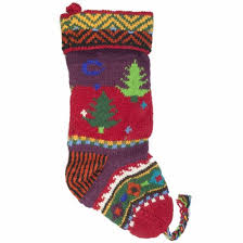 knit christmas wool knit christmas nepal trees 1 zulu imports