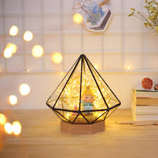 Romantic Ideas For Her In The Bedroom New Creative Fire Tree Bedside Night Lamp Romantic Present
