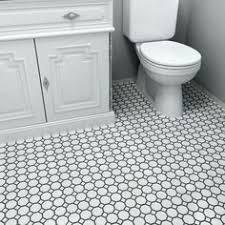 Grout Bathroom Floor Tile - bathroom reveal turning a ugly half bath into a charming full