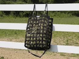 mrs pastures cookies derby originals four sided feed hay bag black chewy