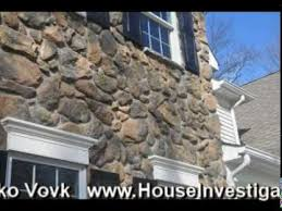 Brick Stone And Dryvit Exterior by Cultured Stone Cladding The Truth Youtube