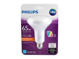 philips dimmable 9 5w 2700k 90 cri br30 led bulb bc9 5br30 amb