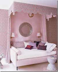 Pink Canopy Bed Designer Rooms Little Girls U0027 Bedroom With Canopy Beds