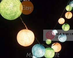 cotton lights etsy
