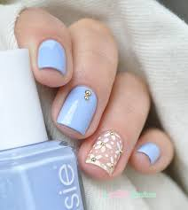 best 25 light blue nail ideas on and also black