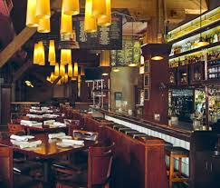 Restaurant Decor Ideas by Italian Fine Dining Restaurant Interior Design Of Gabriels Bar