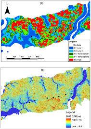 Everglades National Park Map Sensors Free Full Text Airborne Laser Scanning Quantification