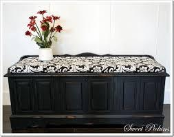 Sister Company Of Bench Best 25 Painted Cedar Chest Ideas On Pinterest Metallic Dresser