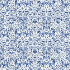 china designs morris co lodden fabric china blue