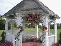 wedding arch gazebo gazebo wedding decorations beautiful rustic wedding arch rental