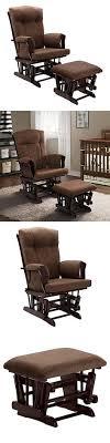 Baby Relax Glider And Ottoman Espresso Nursery Furniture 20422 Openbox Stork Craft Hoop Glider And