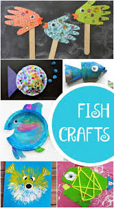 fish crafts for kids fantastic fun u0026 learning