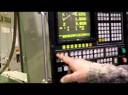 okuma mc 3va cnc vertical machining center youtube