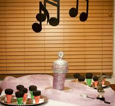 Music Party Theme Decorations A