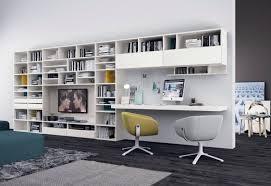 amenagement bureau domicile design interieur bureau domicile moderne bibliothèque salon