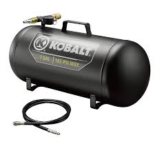 portable air compressor tank sdway 20 gallon electric powered