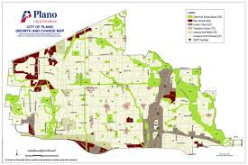 City Of Dallas Zoning Map plano plan encourages urban development but some residents aren u0027t