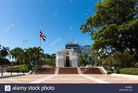 independence park in santo domingo dominican republic stock photo