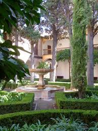 spanish courtyards garden of aaron gardens of spain part 1