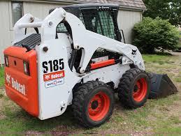 2008 bobcat s185 skid steer item h2711 sold june 12 con