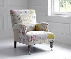 farmyard country patchwork chair voyage maison furniture