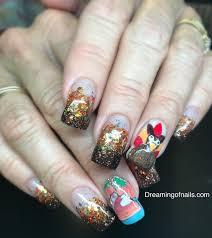 5 thanksgiving nail ideas dreaming of nails