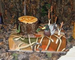 21 best duck hunting cakes images on pinterest groom cake