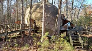 geodesic dome house abandoned geodesic dome house near chapel hill nc oc 5248x2952