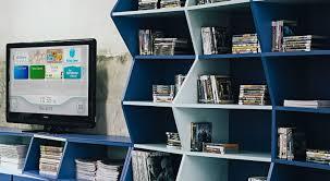 bookshelves design tv wonderful under stairs white high end bookshelves design with