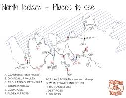 Iceland On Map Destination Guide Iceland Maps Things To Do Many Photos