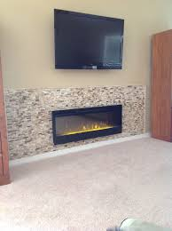 Electric Fireplace Wall by Electric Fireplace Wall Mount Gallery
