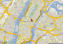 map of new city conroy and the the ultimate map